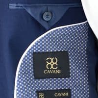 Cavani Jefferson Navy Suit 50 52 54 56 58 60 62 64 inch chest
